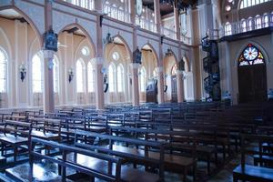 cathedral of the immaculate conception, Chanthaburi, Thailan photo
