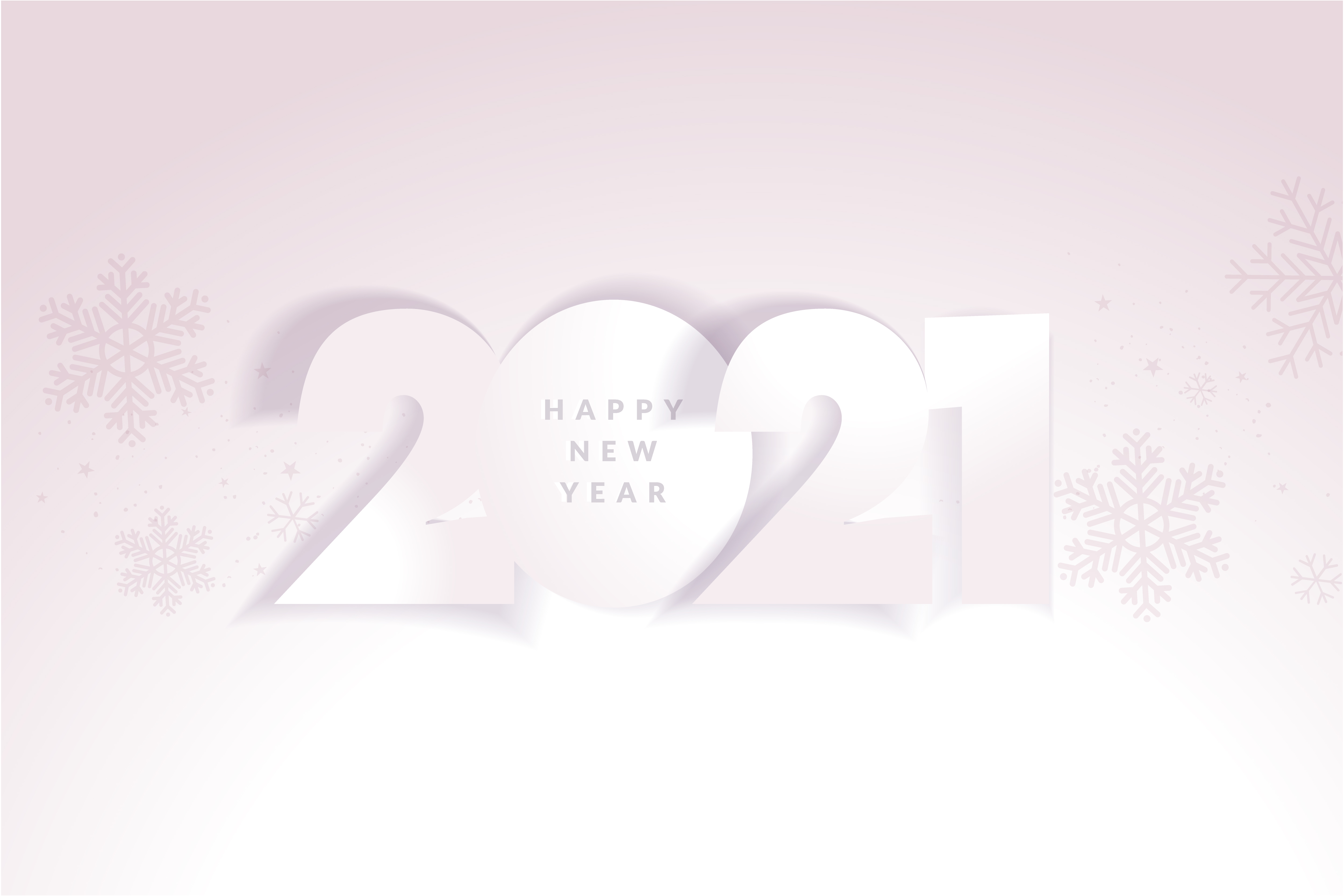 Happy New Year 2021 Greeting Card Download Free Vectors Clipart Graphics Vector Art