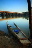 Fishing boat . photo