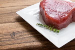 Tuna Filet photo