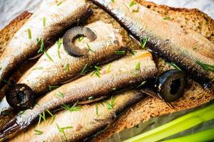 sardinas, espadines