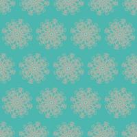 Colorful ornamental background pattern vector