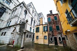 Old buildings Venice
