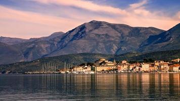 St Florent, Corsica photo