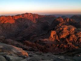 View from Mount Sinai photo