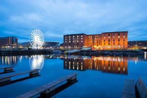 Liverpool, Albert Dock, England, UK