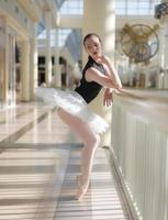 Ballet Dancer, Various Poses