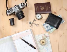 object travel stuff photo