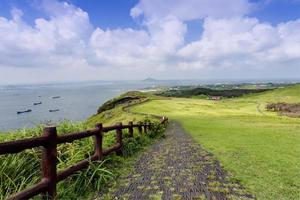 isla de jeju, corea del sur foto