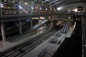 estação ferroviária em castellon de la plana