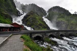 Noruega. naturaleza noruega
