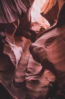 cañón del antílope durante el día