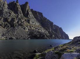 Andrews Tarn and Otis Peak