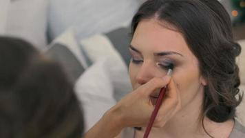 trucco da sposa bella sposa da make-up artist