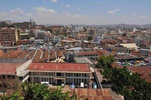Antananarivo - Madagascar. photo