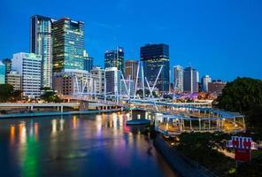 Australia. Kuprila Bridge, Brisbane