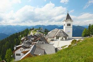 Monte Lussari photo