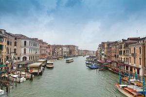 Grand Canal, Venice photo