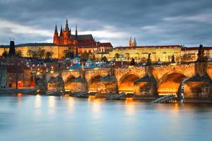 castillo de praga, república checa.