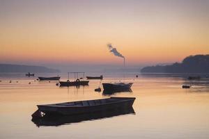 barcos del Danubio .. foto