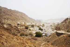Oman. Muscat. The old town.