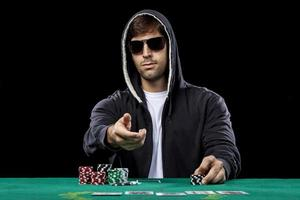 Poker Player photo