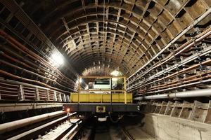 subterraneo foto