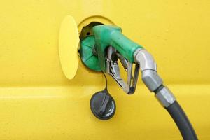 Diesel pump photo