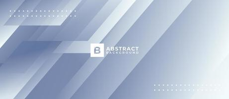 Geometric Silver Shape Abstract Background vector