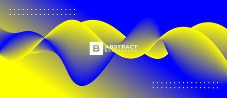 Abstract Liquid Background vector
