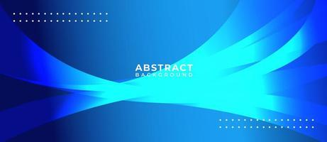 Multicolor Light Wave Abstract Background vector