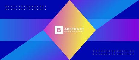Geometric Shape Abstract Background vector