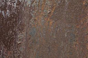 Textured rust surface background