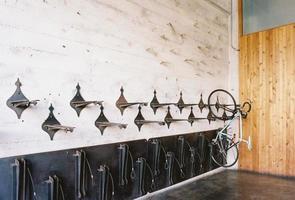 San Francisco, CA, 2020 - Mounted bike rack