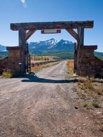 Ranch Entrance photo