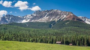 Wilson Peak, Colorado photo