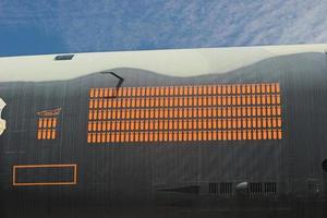 marcas de misión foto
