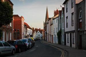 Abingdon near Oxford, UK photo