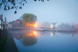 River Thames in Oxford. photo