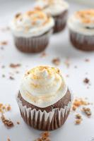 Chocolate Butterfinger Cupcakes photo