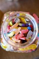 Jar of candy/sweets