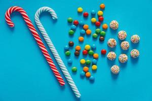 Lollipop candy photo
