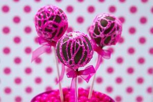 Swirl Cake Pops