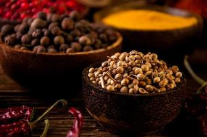 Spices of Indonesia photo