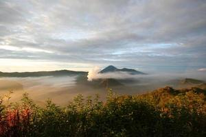 Indonesia Mount Bromo photo