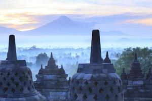 Borobudur, or Barabudur