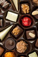 Box of Assorted Chocolates for Valentine's Day photo