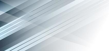 Abstract geometric white and grey diagonal background