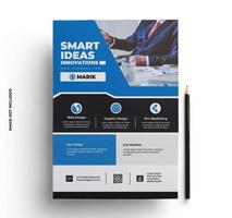Modern Business template Ready To Print