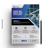 Business Corporate Print Ready Template